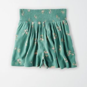 American Eagle high waisted soft shorts